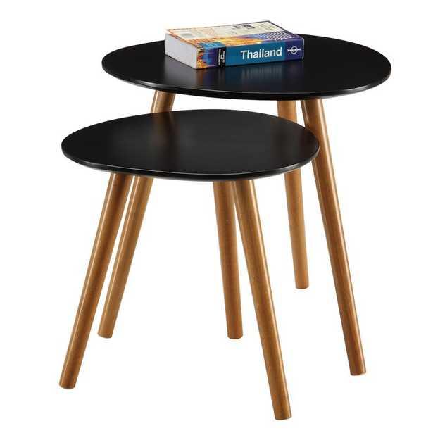 Phoebe 2 Piece Nesting Tables - Wayfair
