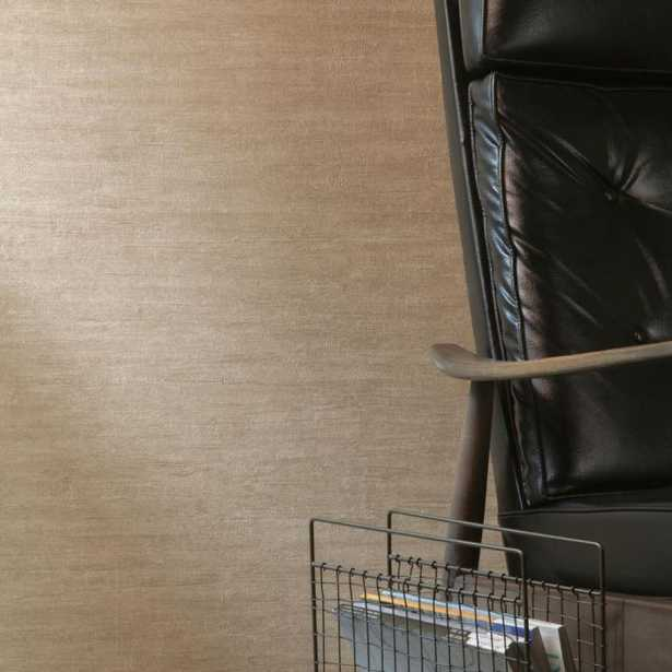 Timber High Performance Wallpaper / Double Roll - York Wallcoverings