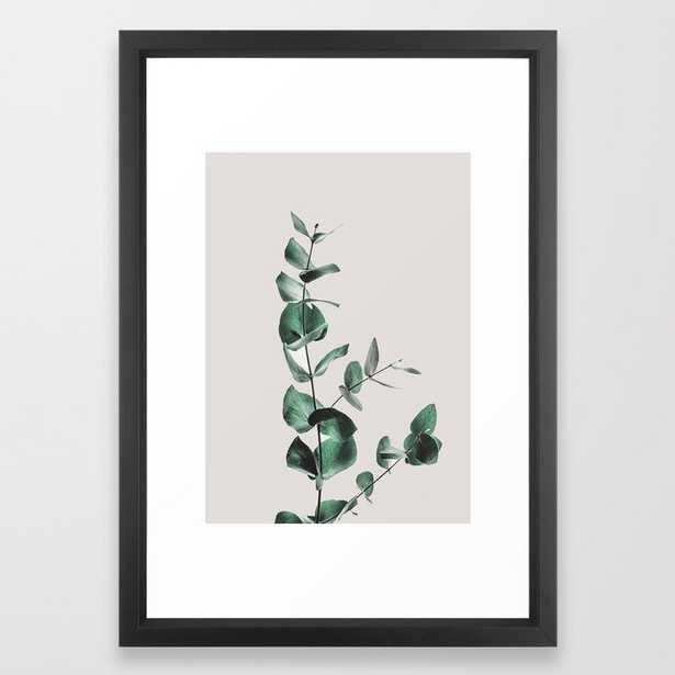 Eucalyptus Framed Art Print - Society6