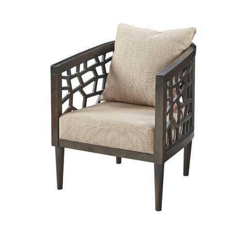 Dakota Barrel Chair - Wayfair