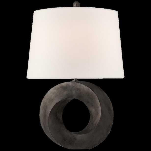 Mobius Medium Table Lamp by Chapman & Myers - Burke Decor