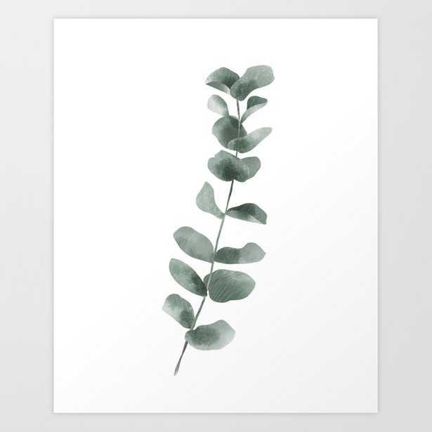 Eucalyptus Art Print (no frame) - Society6