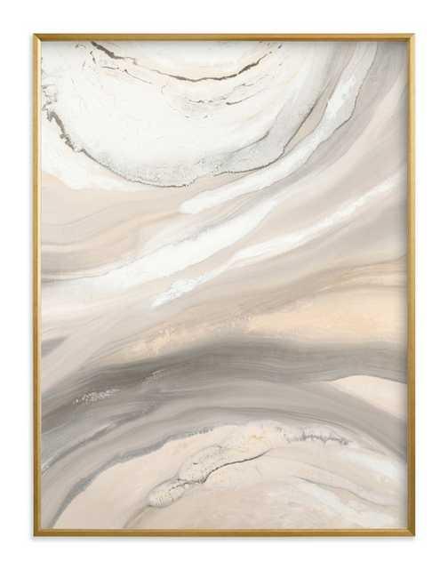 Warm Sunlit Sand - Minted