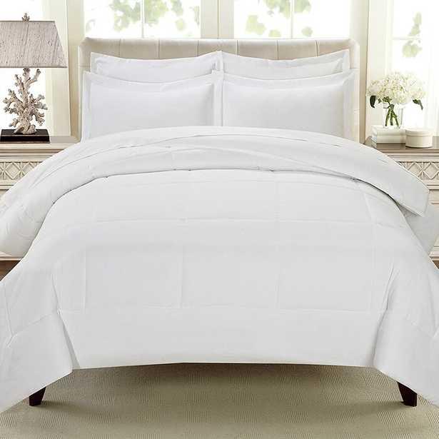 All-Season Down Alternative Comforter Duvet Insert (FULL) - Wayfair