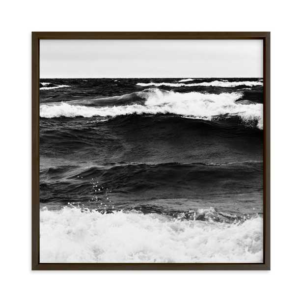 Beautiful Unrest - framed print - Minted