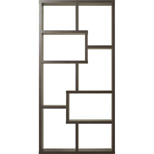 Ansley Geometric Bookcase - Wayfair