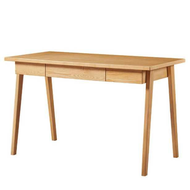 Marthasville Solid Wood Desk - Wayfair