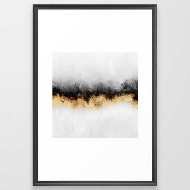 "Sky Framed Art Print, 26"" x 38"" - Society6"