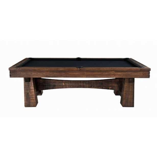 Bull Run 8' Slate Pool Table - Wayfair