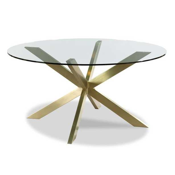 AXELLE DINING TABLE - Perigold