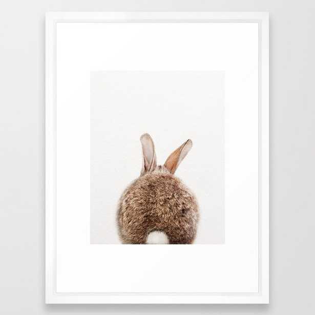 Bunny Tail, Bunny Rabbit, Baby Animals - Society6