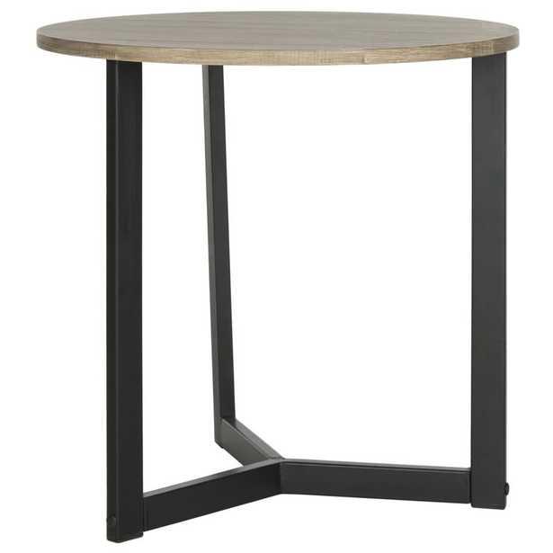 Lavenia End Table, Oak - Wayfair