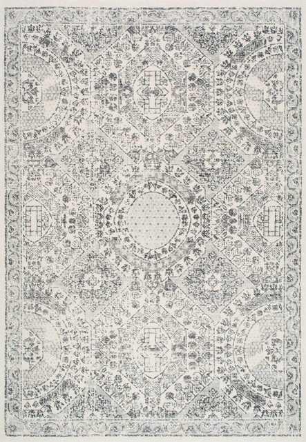 Vintage Minta 8' ROUND rug - Loom 23