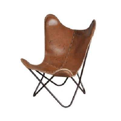 Sharon Butterfly Lounge Chair - Wayfair