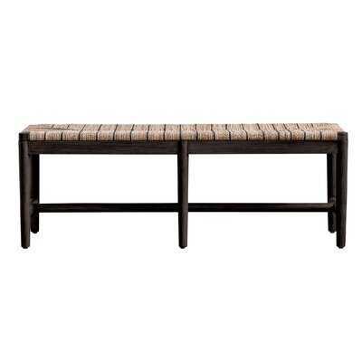 Melgoza Wood Bench - AllModern