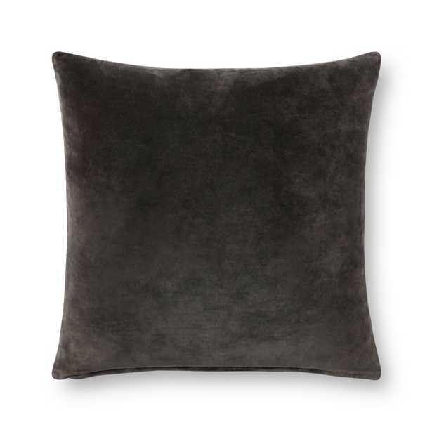"22"" Benoit Pillow Cover - Studio Marcette"
