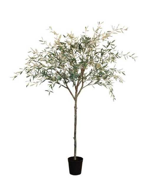 Mediterranean Faux Olive Tree - McGee & Co.