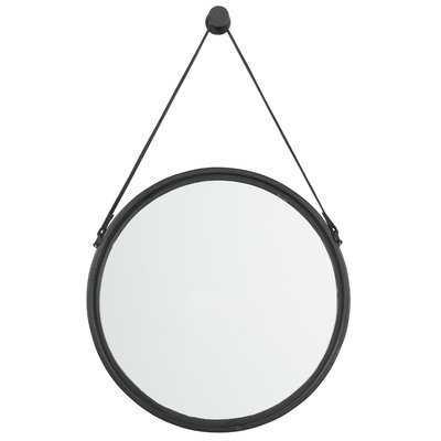 Round Metal Wall Mirror - AllModern