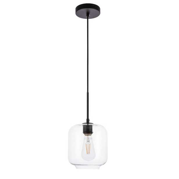 Vallie 1 - Light Single Jar Pendant - Wayfair