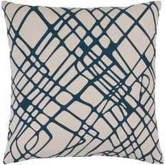 """Somerset SMS-022; 22"""" Pillow with poly insert - Neva Home"""