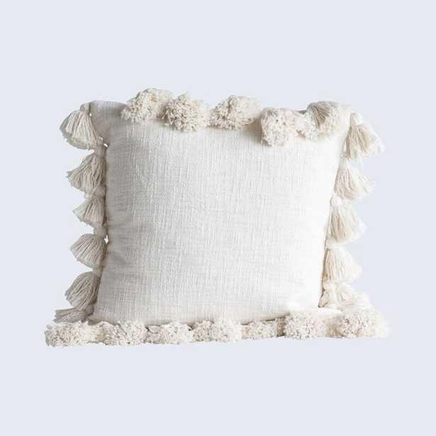 Interlude Luxurious Cotton Throw Pillowway - AllModern