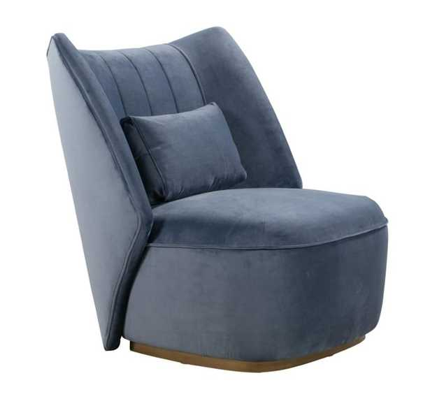 Milani Cascadia Anna Lounge Chair - Maren Home