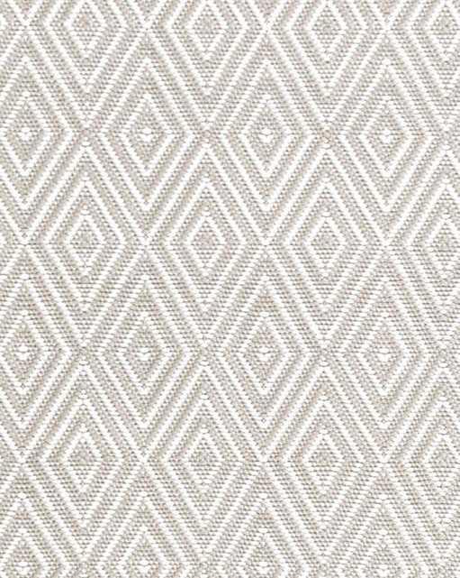 DIAMOND PLATINUM INDOOR / OUTDOOR RUG, 6' x 9' - McGee & Co.