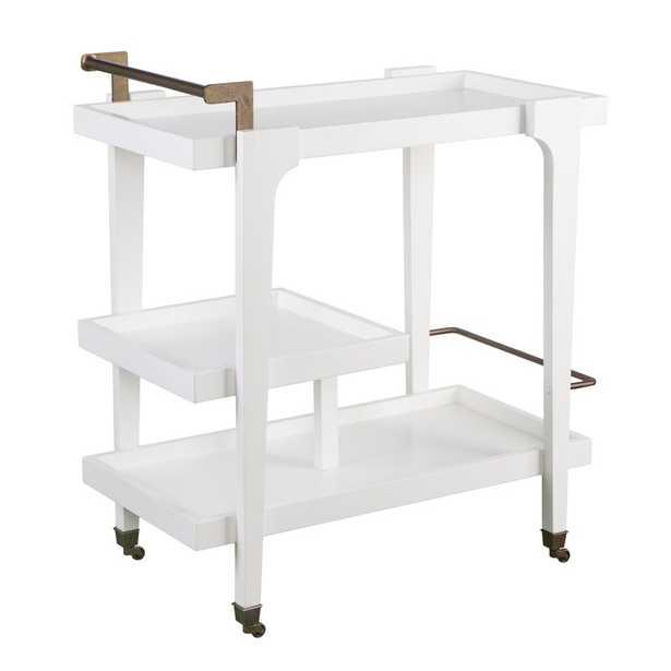 Quitman Bar Cart - AllModern
