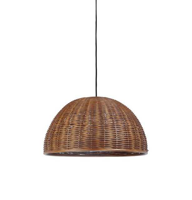 Carlene 1-Light Single Dome Pendant - Wayfair