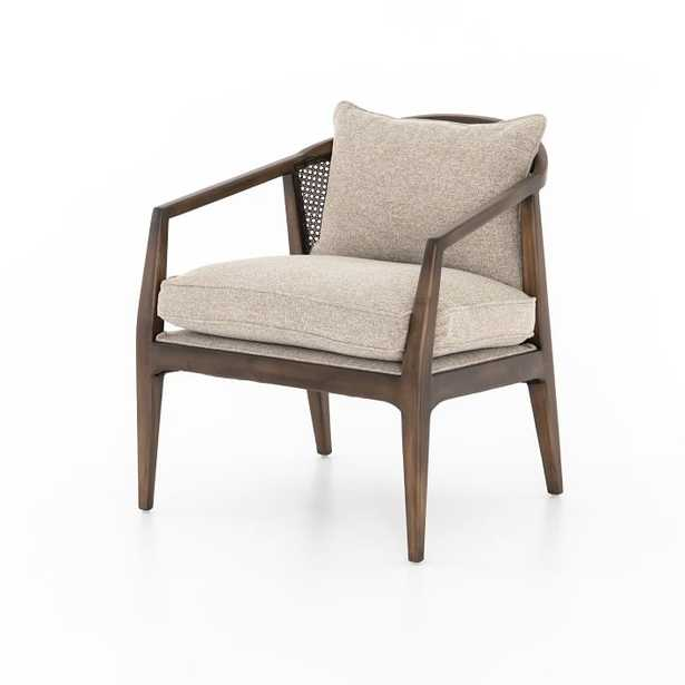 Jansen Accent Chair - Pottery Barn