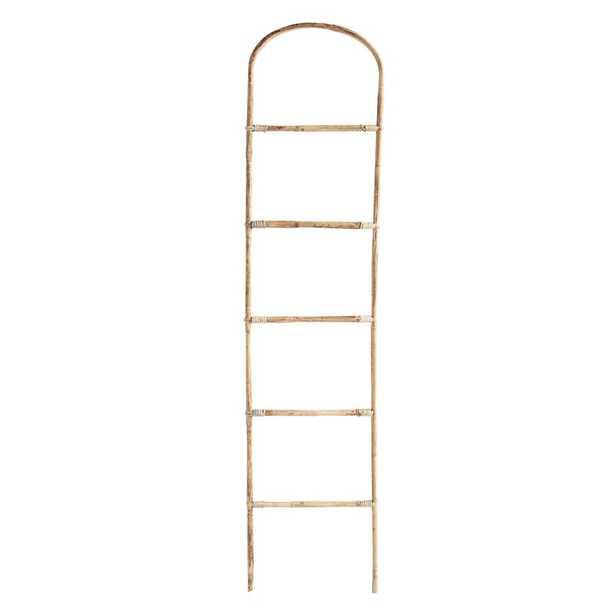 Decorative Bamboo 5 ft Blanket Ladder - Wayfair