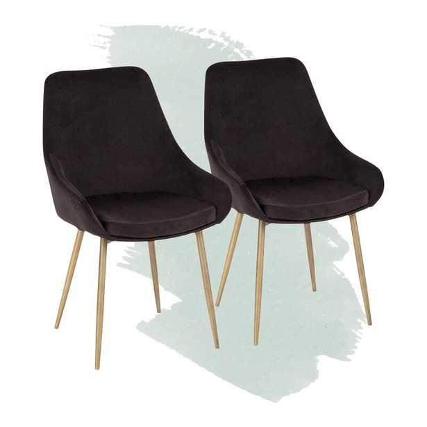 Curtis Upholstered Arm Chair - Wayfair