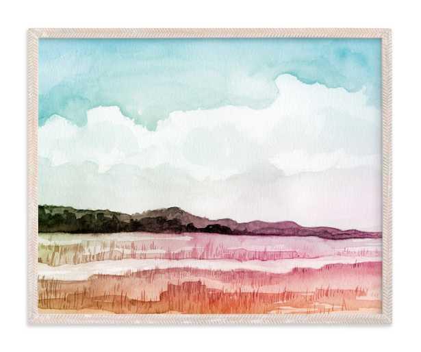 wetland wall art - Minted