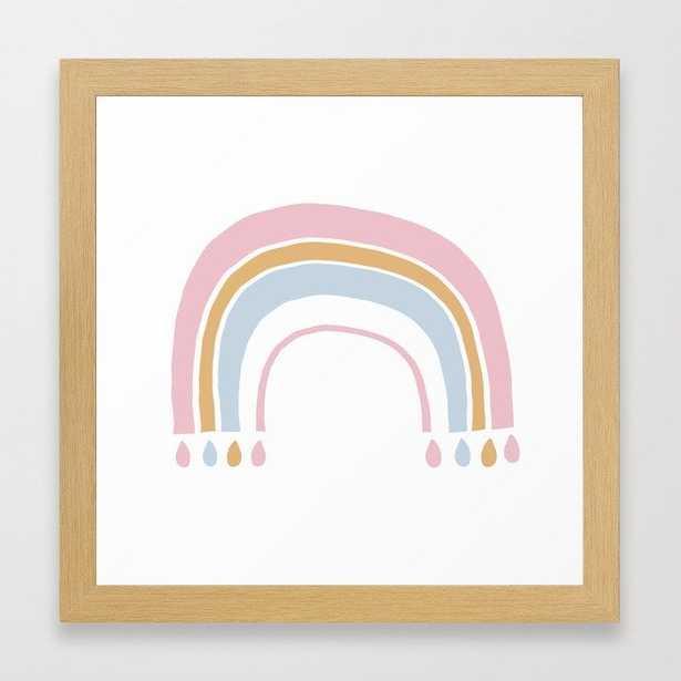 Rainbow Framed Art Print - Society6
