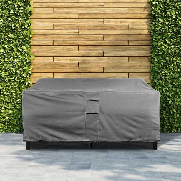 Weatherproof Protector Breathable Patio Sofa Cover - Wayfair