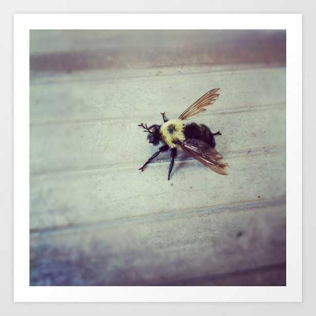 Bumblebee Art Print - Society6