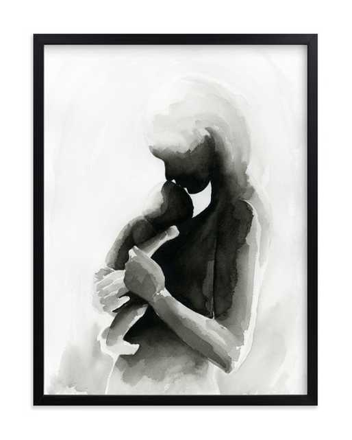 Every Mother Counts Mother and Baby Framed Wall Art - Minted