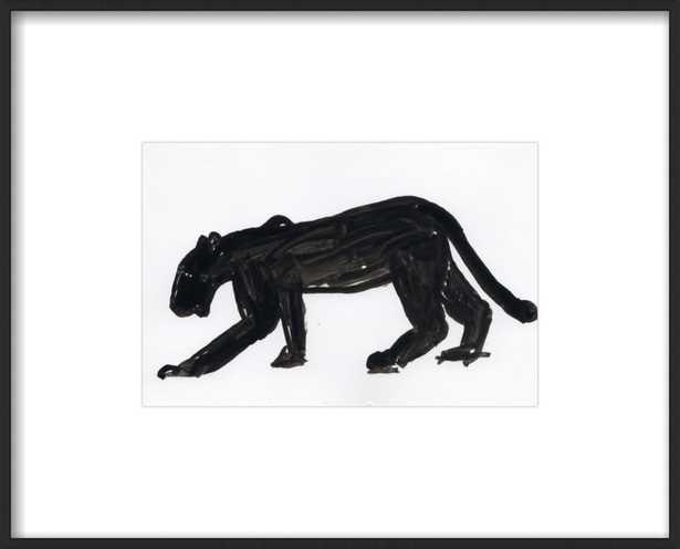 Panther Walking Wall Art - Anthropologie