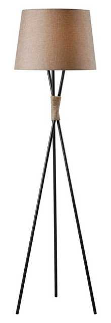 "Newnan 58.5"" Tripod Floor Lamp - AllModern"