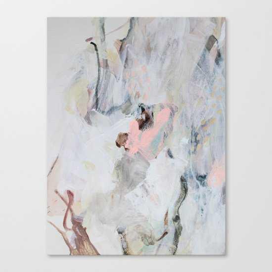 1 1 9 Canvas Print, 18 x 24 - Society6