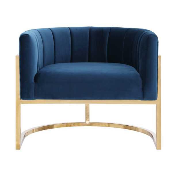 Camilo Chair, Navy - Studio Marcette