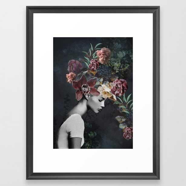 Bloom 10 Framed Art Print - Society6