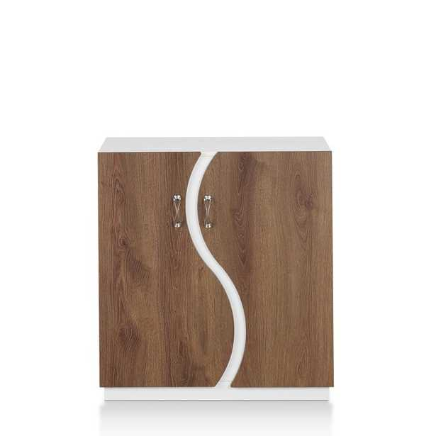 12 Pair Shoe Storage Cabinet - Wayfair