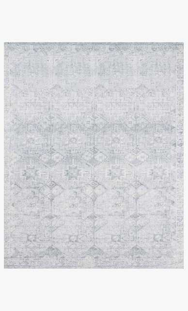 """DEV-02 MH Frost Rug - 7'6""""x9'6"""" - Loma Threads"""
