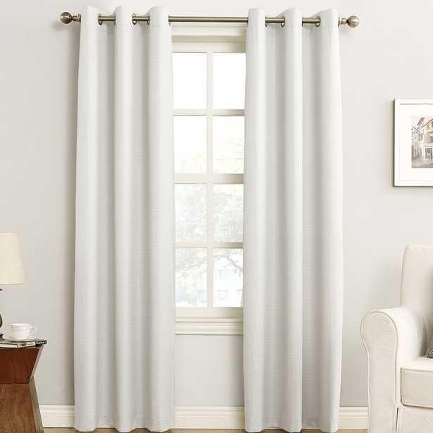 Macdoel Solid Color Room Darkening Thermal Grommet Single Curtain Panel - Wayfair