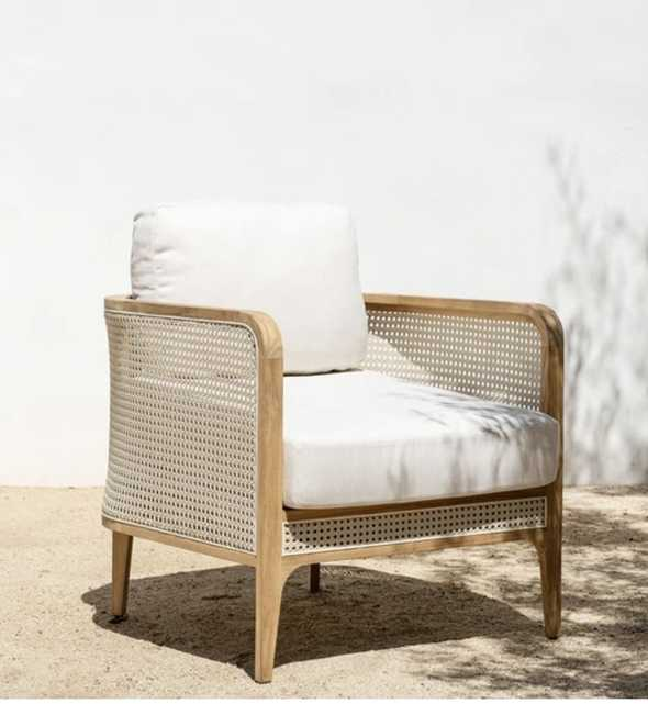 Elowyn Outdoor Chair - McGee & Co.