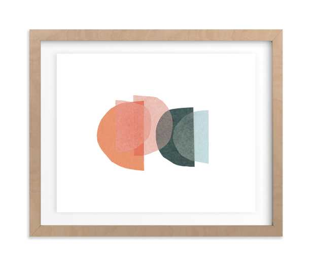 Paper Melody Art Print - Minted