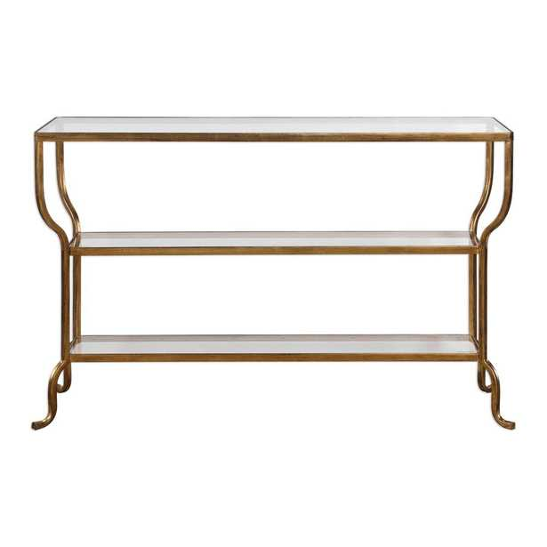 Deline, Console Table - Hudsonhill Foundry