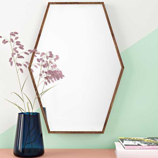 Clayhatchee Distressed Accent Mirror - Wayfair