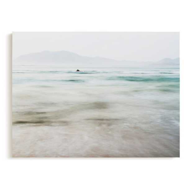"""The Pacific, Canvas, 30""""x40"""" - Minted"""